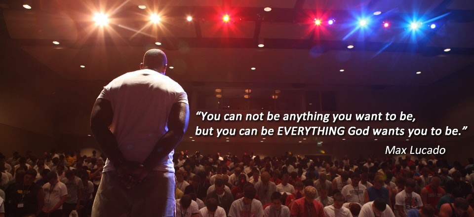 Everything God wants you to be